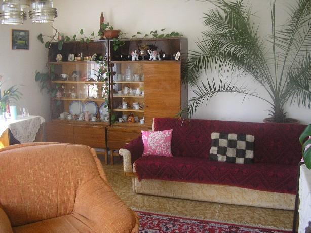 obývací pokoj v pøízemí