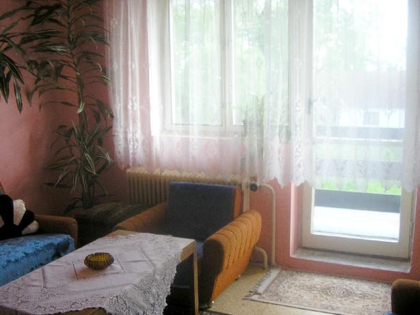pokoj s balkonem v patøe