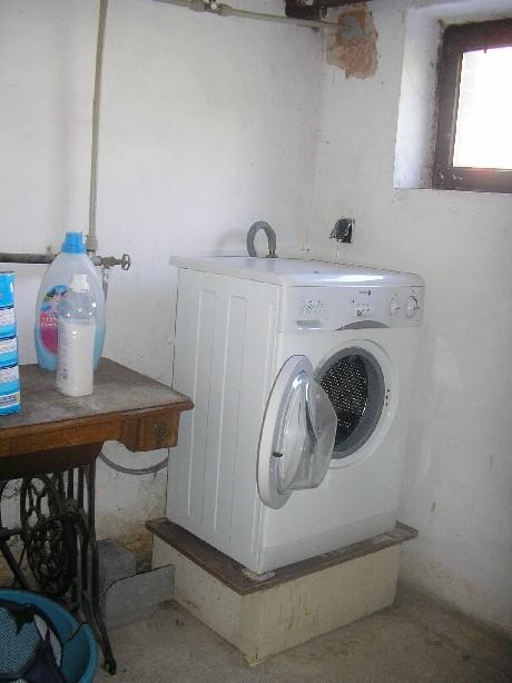 prádelna ve sklepì