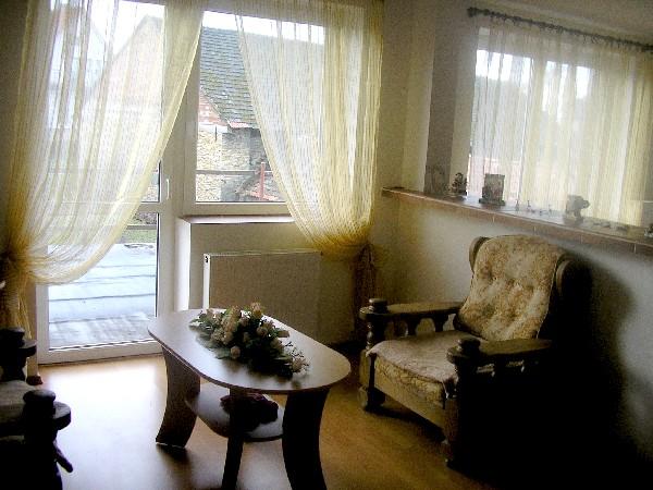 pokoj s terasou