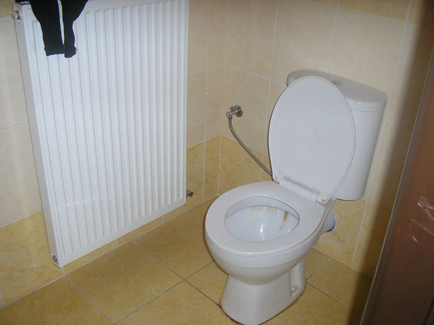 výminek - WC