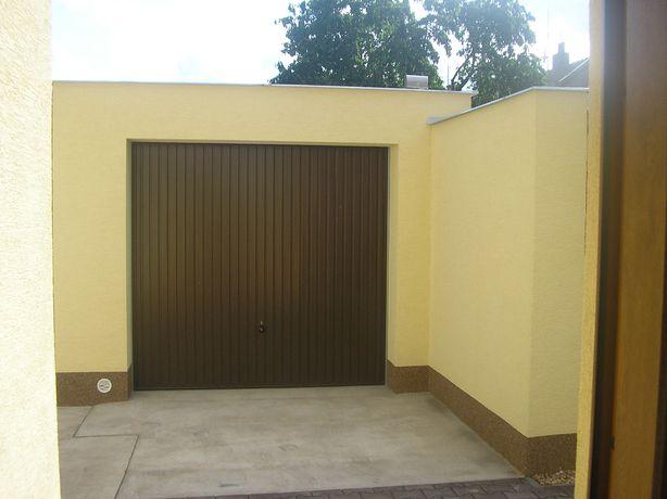 garáž ze pøedu