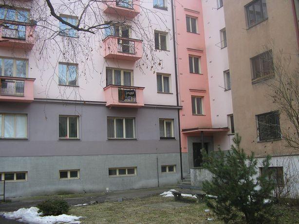 pohled na byt z venku