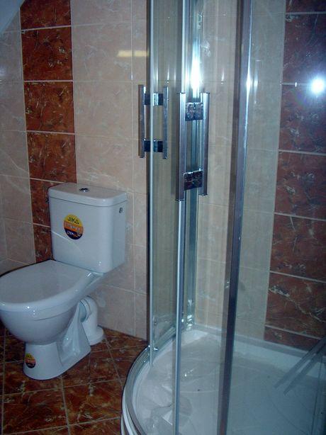 WC a sprch. kout