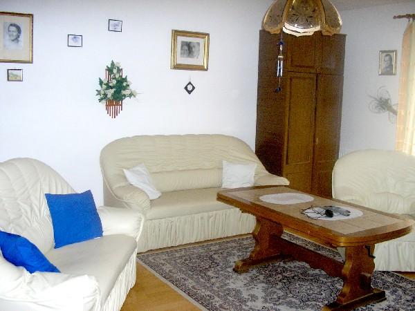 èást obývacího pokoje